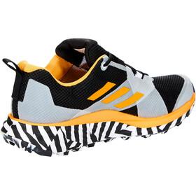 adidas TERREX Two Gore-Tex Trailrunning Schoenen Heren, sogold/core black/footwear white